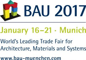 BAU 2017 Logo EN