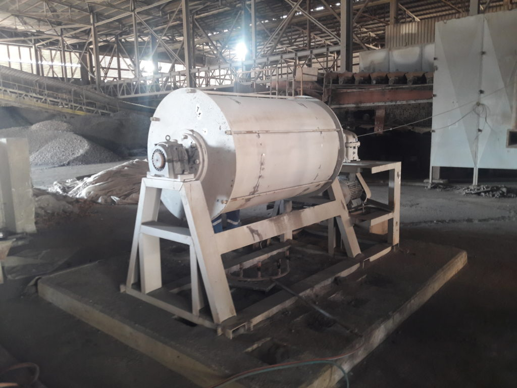 6. Pilot Scale Ball Mill
